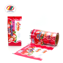 Laminated materials bread cake bag bopp plastic film for printing and food packaging
