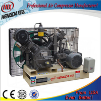 Hot sale china supply 1000 psi air compressor with 1 year warranty