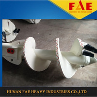 bored piling equipment concrete auger bucket drilling