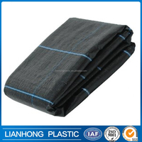 China free sample pp agricultural products weed control weed mat ground cover, plastic ground cover mesh fabric
