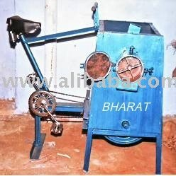 Cycle operated pulveriser Grinder