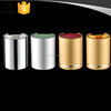 Good quality 24/415 aluminium disc top cap for bottles