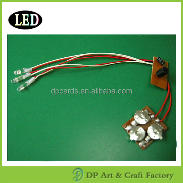 LED modules for toys