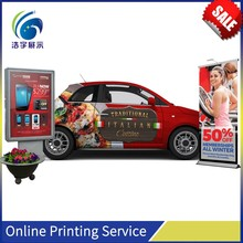 Product Warranty Digital Offset Printing Press Roll up Print