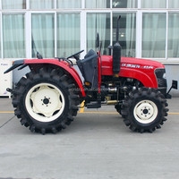 agriculture use hot sale 4wd tractor 45hp