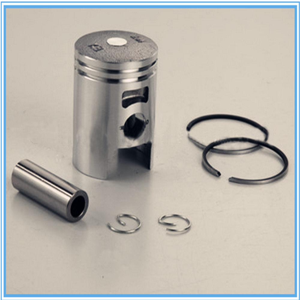 motorcycle cylinder piston kit, engine piston size 36mm---68mm,Motorcycle piston ring with best price