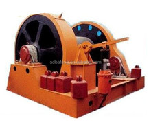 JZ bafang mining WITH REAL FACTORY MA certified slow speed shaft sinking winch