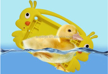 Popular yellow duck tablet case for iPad mini 1/2/3,case for iPad,child friendly case with one handle