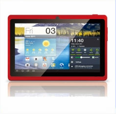 7 inch Double camera Q88 allwinner a13 mid tablet games download