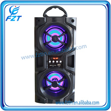 dual horn bluetooth UK-30 portable bluetooth cara membuat speaker aktif mini for all wholesales