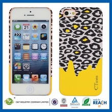 New Arrival with Lowest Price for iphone5 transperant hard case
