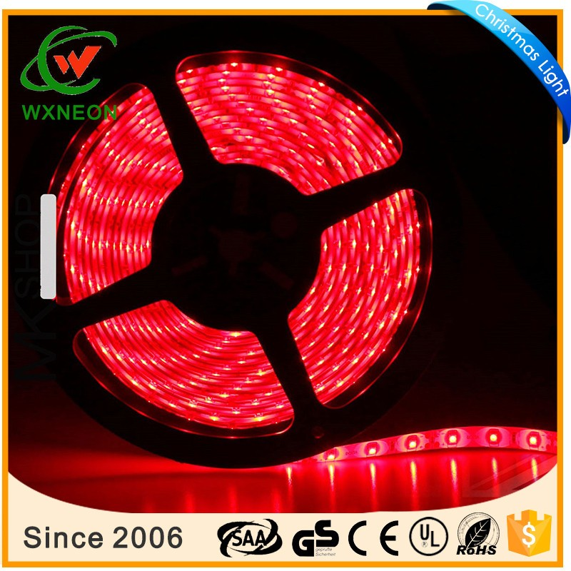 High Quality Smd 3528 120 leds IP 20 Led Strip Light with good price