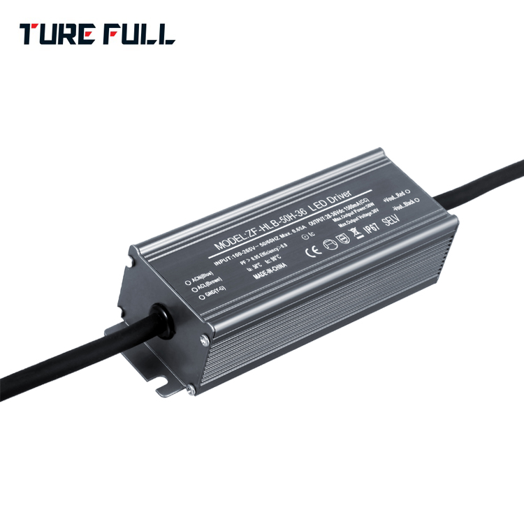 waterproof electronic constant current 700ma led driver/small size constant current led power supply 30W
