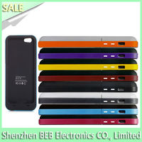 3800mah charger case for iphone 6 6s has low factory price