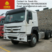 Sinotruk Howo Prime Mover 6x4 Tractor Head Truck,Sinotruk Howo Tractor Head for Sale