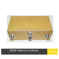 4 in 4 out Hybrid Combiner with 300W Hybrid Combiner with low PIM -150dBc Hybrid combiner for 4x4 Hybrid Coupler