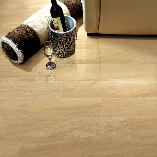china factory good price clear grains wood floor tile