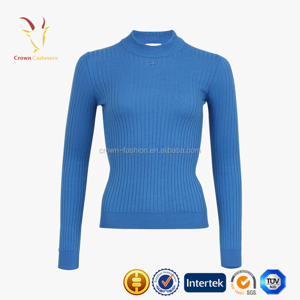 Fashion Knit Ladies Pullover Sweater Cashmere Jumpers