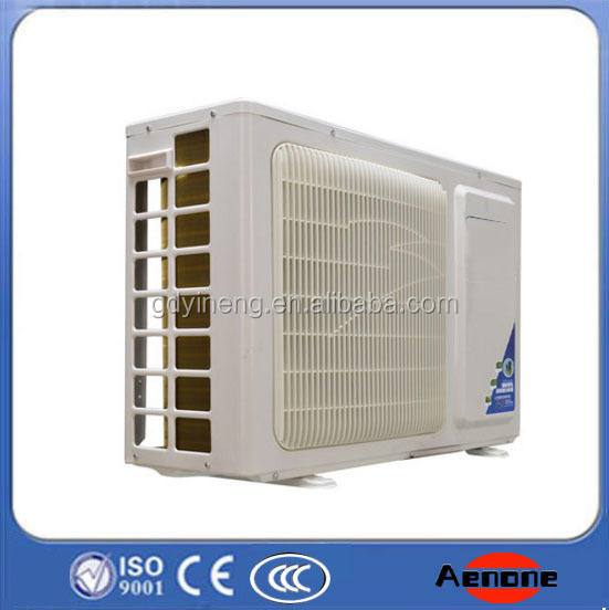 Aenone air to water heat pump mini monoblock type for heating&cooling systems and domestic hot water with CE