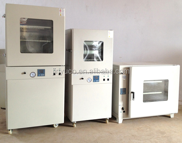 215L 250C DZF6210 Floor Standing High Temperature Drying Vacuum Oven