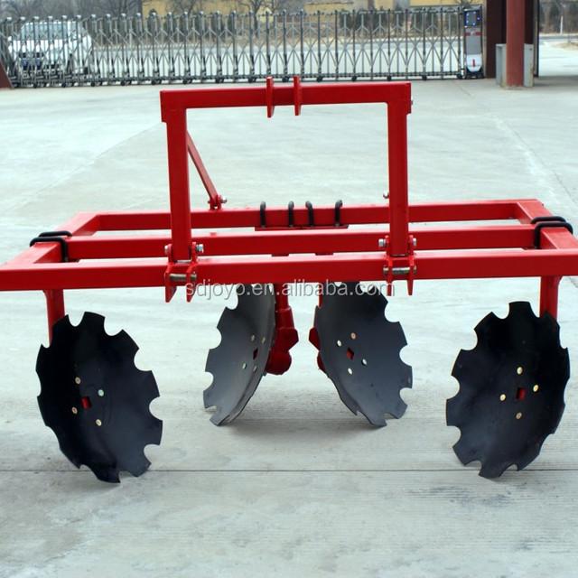 Agriculture tractors ridger