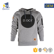 3d digital printing 100% cotton unisex cheap pullover no brand name grey children kids hoodies