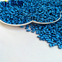 Fashion color high tinting strength blue master batch