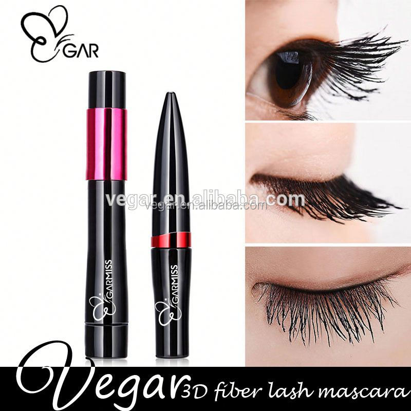 fiber lashes mascara private label No Logo Hot Selling 3D Fiber Lashes Mascara Set