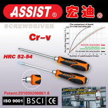 flat and phillip high voltage screwdriver Straight screwdriver