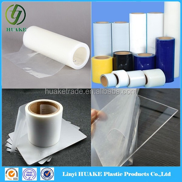 Water Based Acrylic Polycarbonate Sheet Protection Film