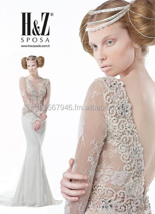 H&Z SPOSA 2015 WEDDING GOWN COLLECTION