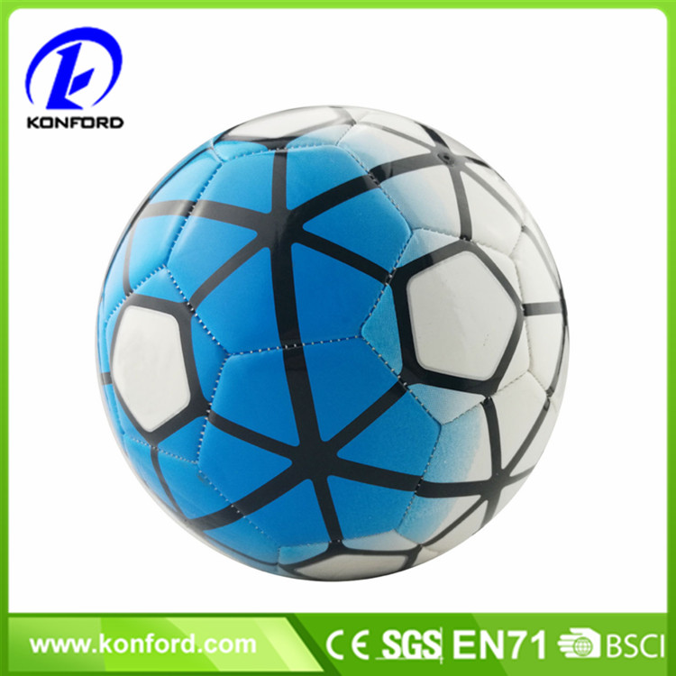 official size 5 Football Soccer <strong>Ball</strong>/top match quality/ Pu leather hand stitched football