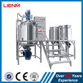 LM High Quality Vacuum Homogenizer Emulsifier/Fixed Type Emulsifier