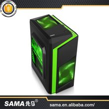 SAMA Credible Quality Reasonable Pricing Full Tower Type Micro Atx Pc Computer Casing