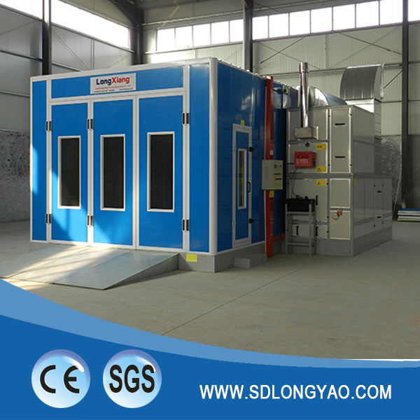 Longxiang Brand highly quality car spray paint booth LX2S