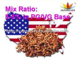 Super concentrated tobacco flavors add mix rato 5-8% in PG VG base