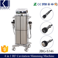 Most Powerful 40k Cavitation Fat Burning Rf Anti Cellulite massager Body Sculpting Machine