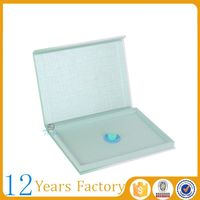 new design cardboard paper cd box packaging