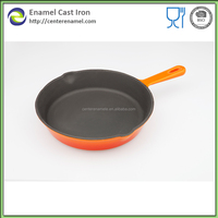 grill plate pan frying enamel roasting pan with lid retain heat large cooking pots country enamelware frying pan