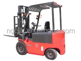 regenerative electric motor for 4 wheel 1.5ton electric forklift truck with steeringwheel