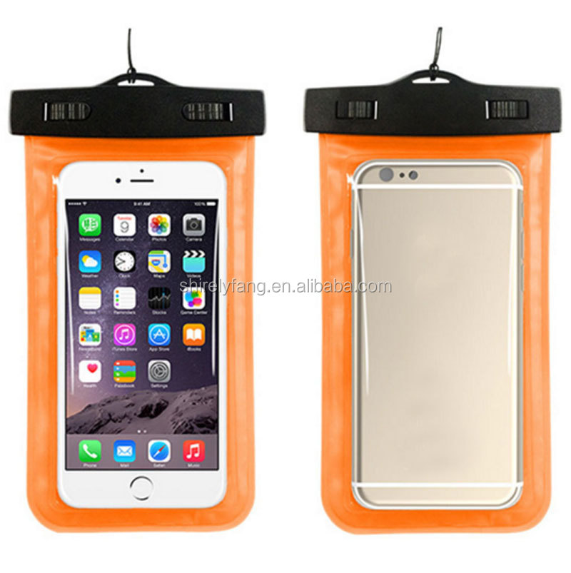 New Universal Waterproof Case Dry Bag Pouch for iPhone 4 4s 5 5s 6 6s Plus Phone
