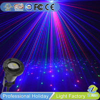 IP68 Waterproof RGB Laser Light Projector