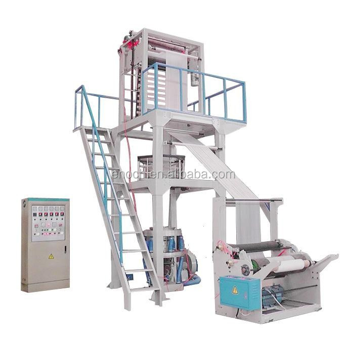 Biodegradable Plastic Bag Blown Film Line (EN/H-E)