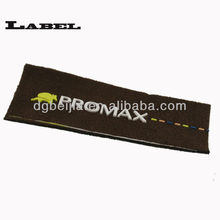 Silicone Rubber Heat Transfer label for plastic product