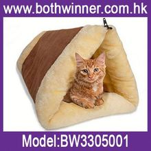 Soft tunnel pet bed ,h0tYy self-heating cat bed mat for sale