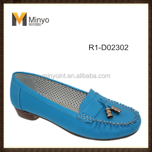 Minyo attractive and designs casual woman shoes
