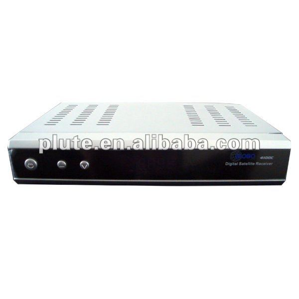 FTA DVB-S Digital Satellite Receiver Globo 4100C