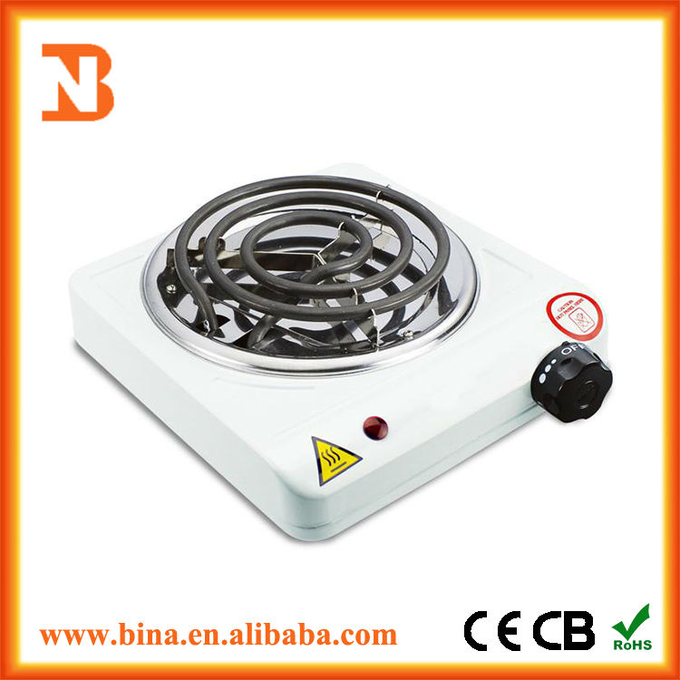 Low Price single burner mini electric hot plates for sale
