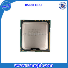X5650 socket 1366 second hand cpu for sell