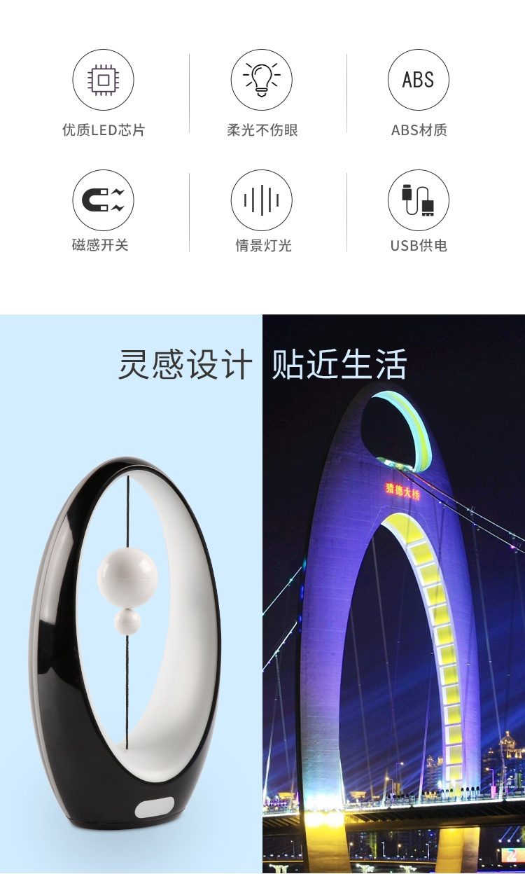 2019 latest Fashion Smart LED Scenary Lamps and lights.